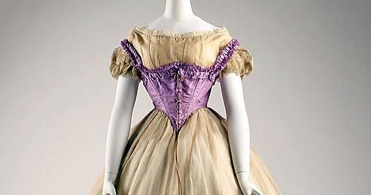 L.M. Sewing: 1860 Sheer Dress