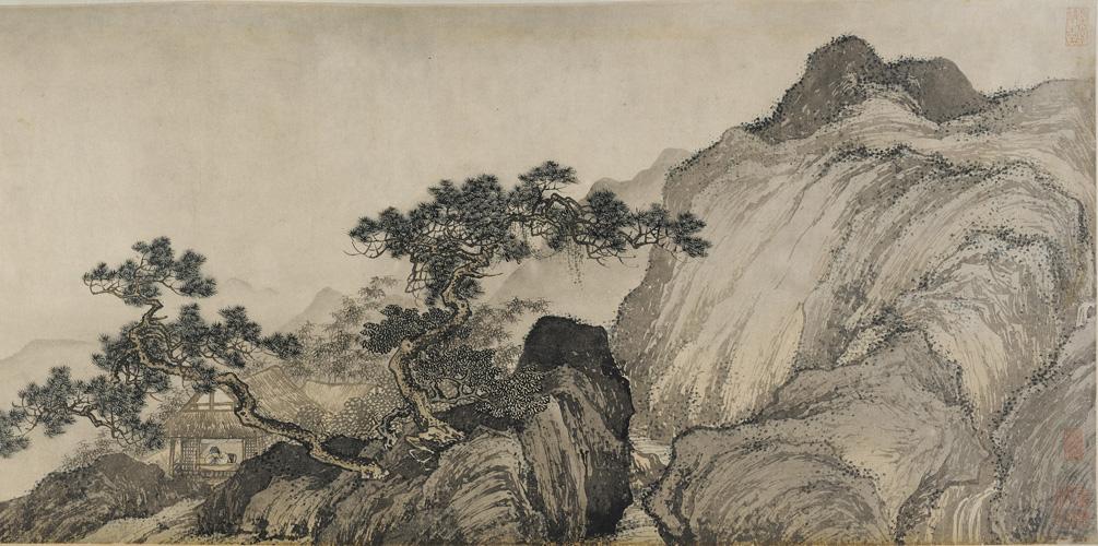 Wang Wei S Painting