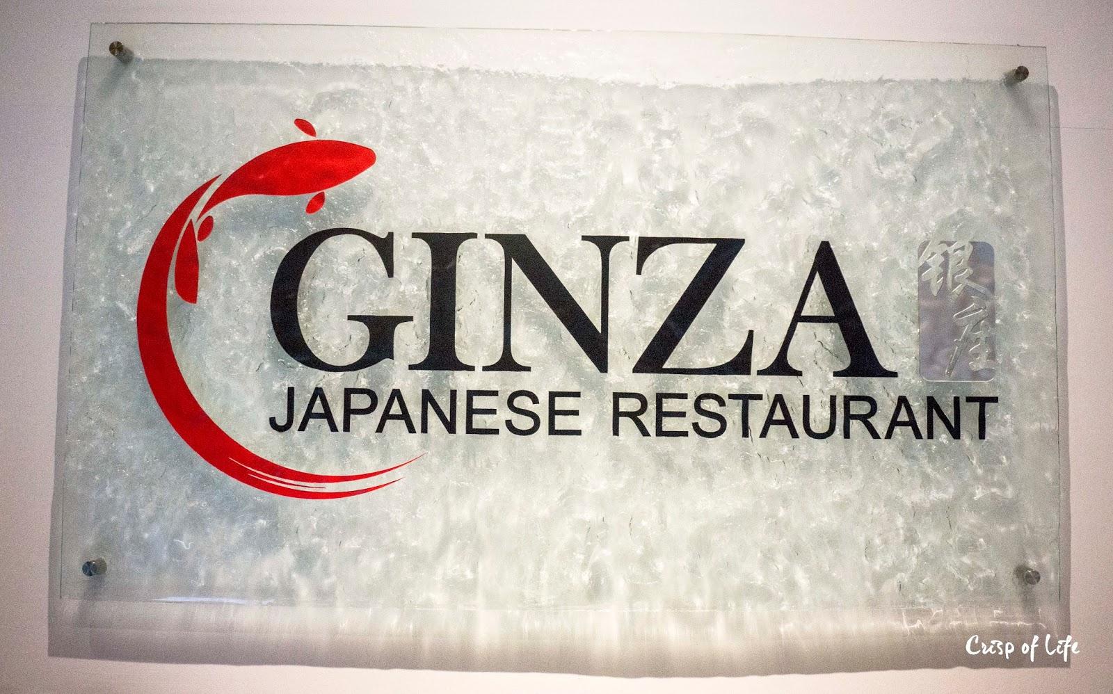 Ginza Japanese Restaurant Tanjung Tokong Vantage