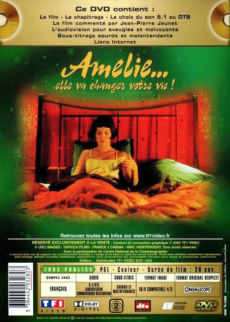 Xem Phim Cuộc đời tuyệt vời của Amélie Poulain