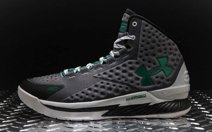 ed22340ea651bf Under Armour Steph Curry One  Golf  Sneaker Available (Images)