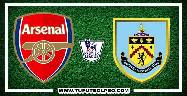 Ver Arsenal vs Burnley EN VIVO Por Internet Hoy 22 de Enero 2017