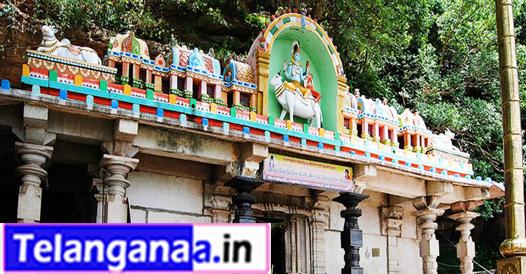 Uma Maheshwara Swamy Temple in Telangana