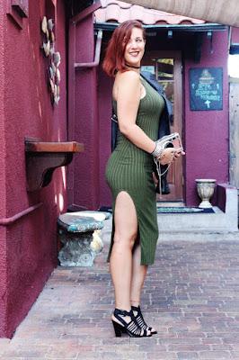 Vestidos verdes 2017