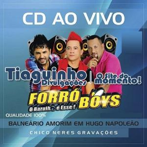 CD FORRÓ BOYS – Promocional ( 2016 )