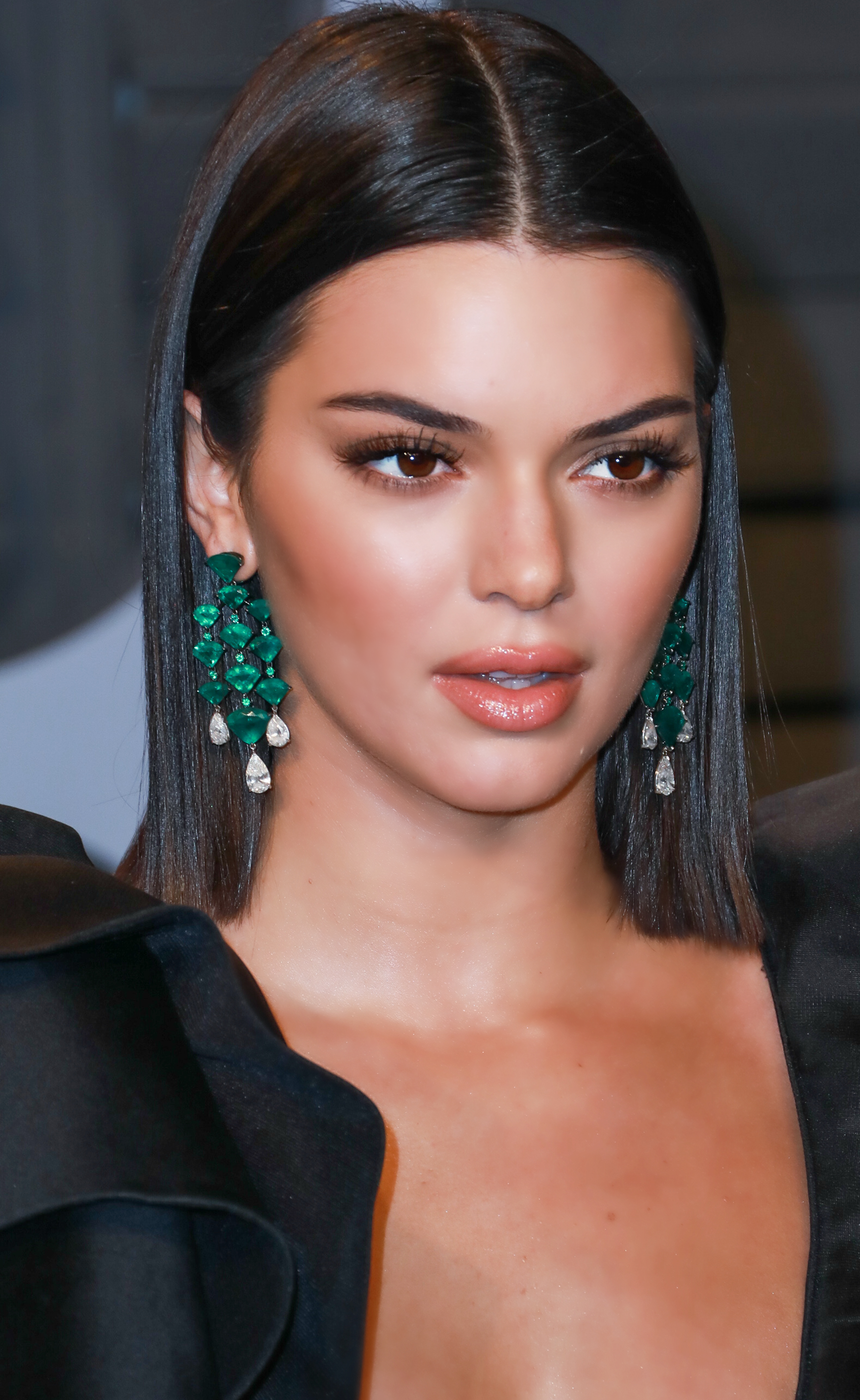 Kendall Jenner 2018 Vanity Fair Oscar Party