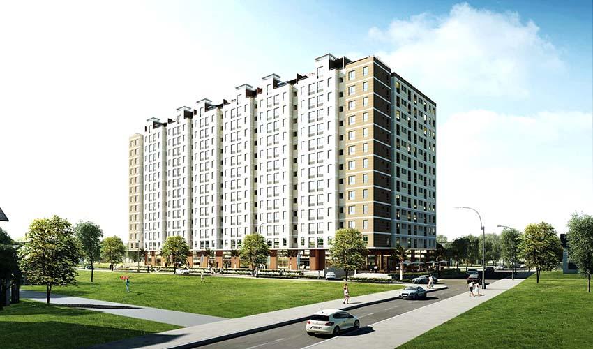 First Home Thạnh Lộc (quận 12)