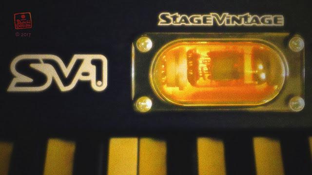 KORG 電子キーボード STAGE VINTAGE PIANO ステージ・ビンテージ・ピアノ SV1-88-BK 88鍵 ブラック|Shoichi Design / 金輪 彰一