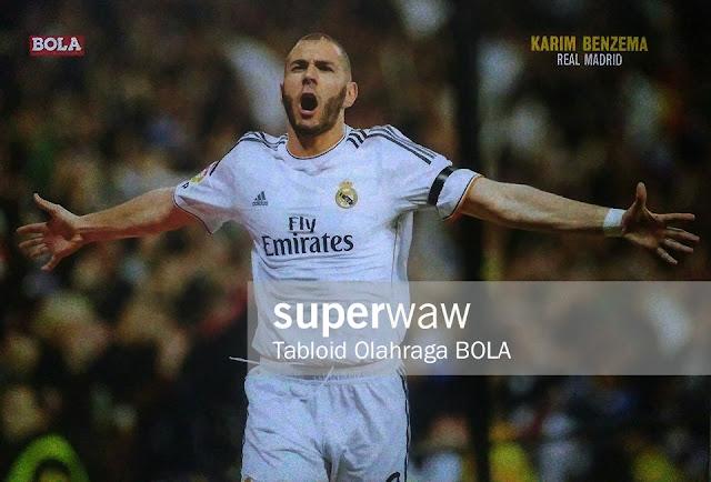 Karim Benzema (Real Madrid 2013)
