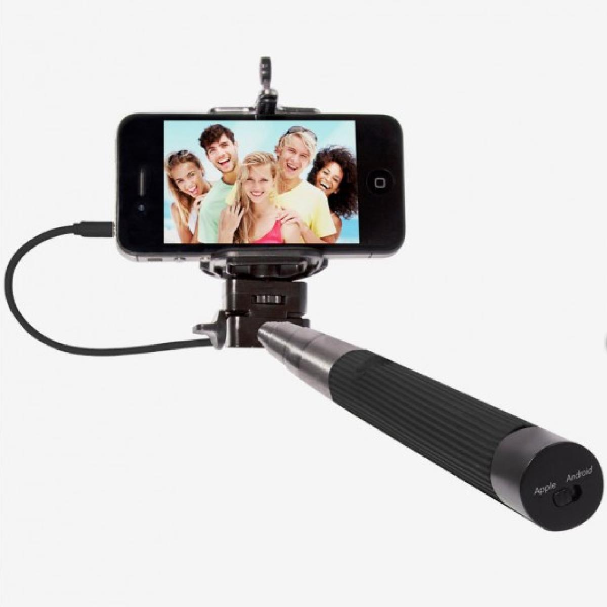 La canne télescopique pour Smartphone