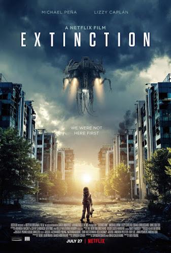 Extinction (Web-DL 720p Dual Latino / Ingles) (2018)