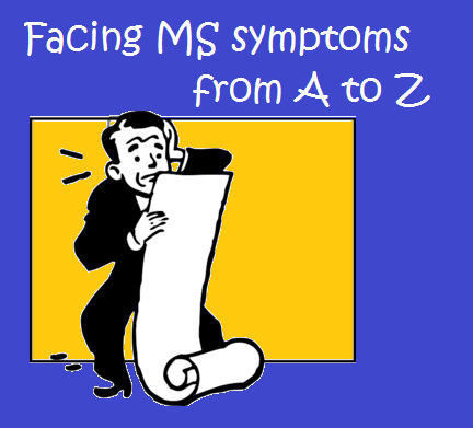 Kicking MS to the Curb: Startle Reflex - Facing MS symptoms