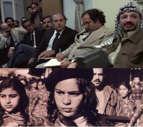 Filmes sobre a questão palestina
