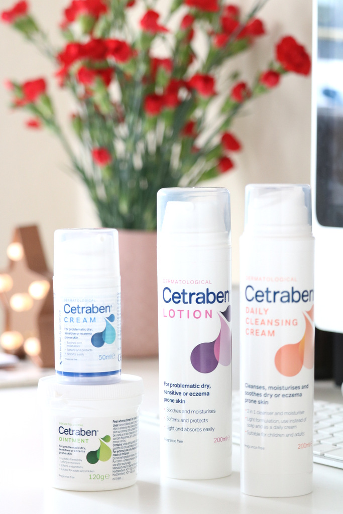New In: Eczema Skincare ft. Cetraben