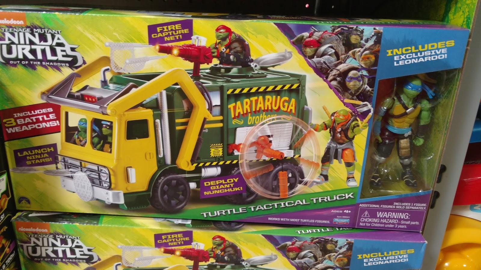 Walmart Has Everything You Need For Teenage Mutant Ninja