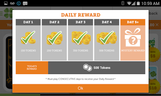 Get Daily rewards with Lucktastic: http://goo.gl/ckGim5