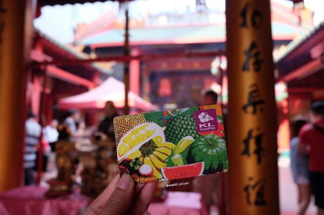 guan di temple pasar seni curitan aqalili