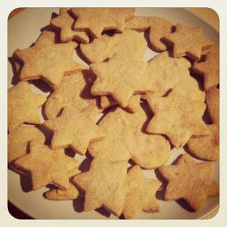 Festively baking & boozing