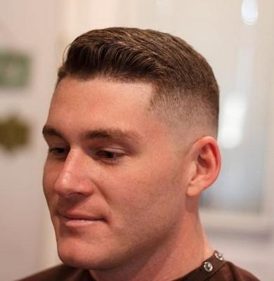 model rambut cepak pendek