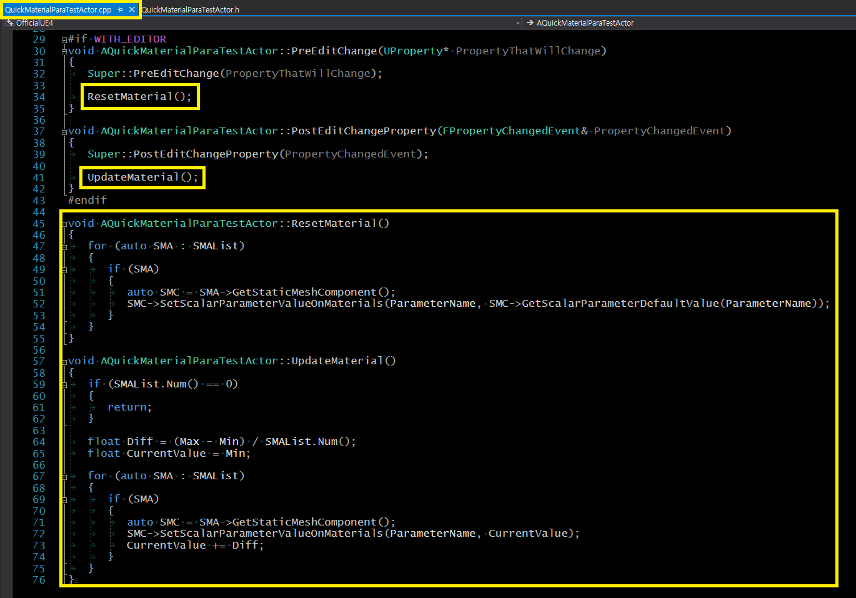 Game Engine Bread: Custom web link on asset context menu(C++