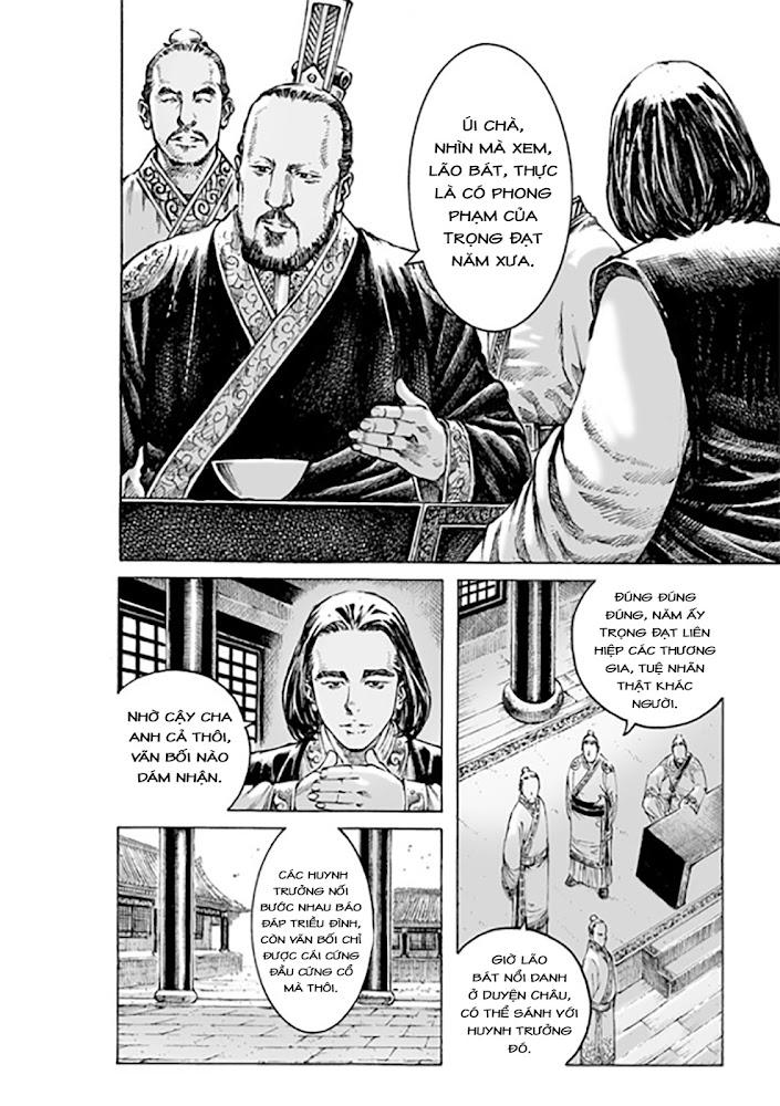 Hỏa phụng liêu nguyên Chương 478: Tư Mã bát Đạt trang 6