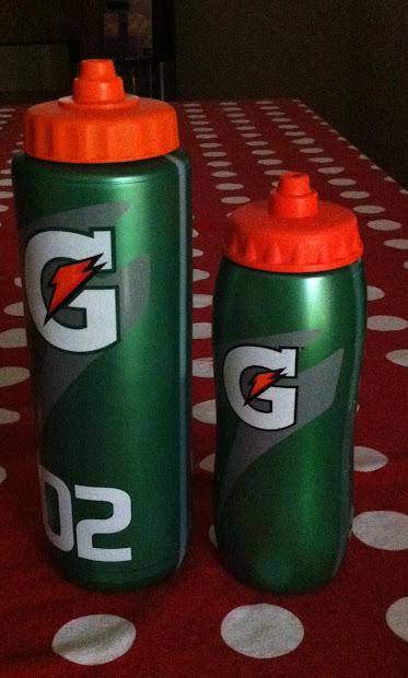 Ounces In Gatorade Water Bottle - Ionizer