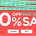 Why not buy christmas clothes now? Zando mid-season sale up to 80% off !!!!