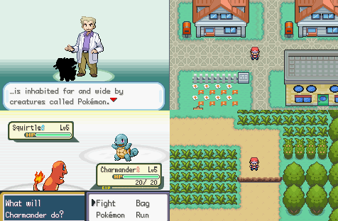 Pokemon Super Fire Red