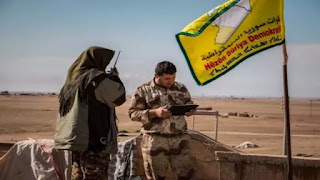 The Syrian Democratic Forces