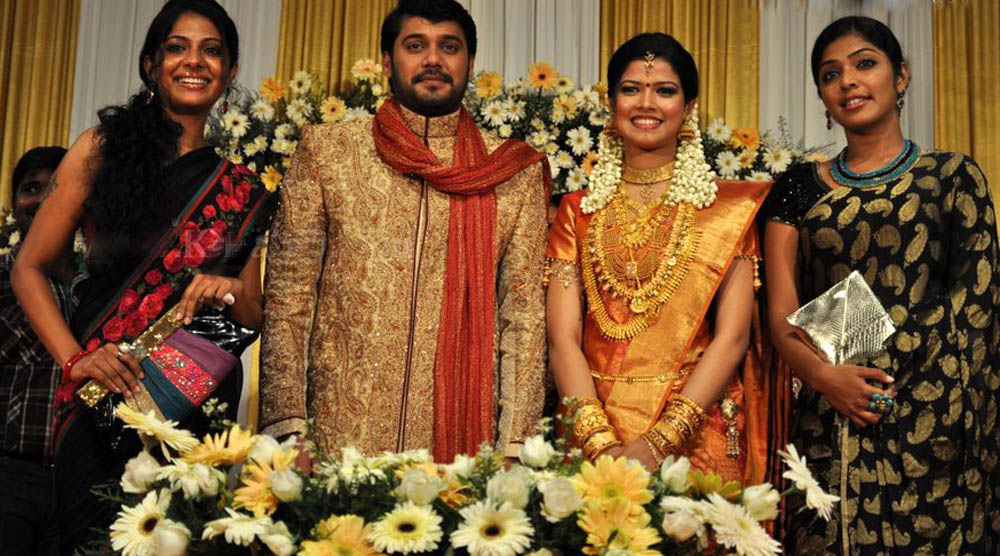Kollywood Actor Bala And Amrutha Suresh Tied Nuptial Knot