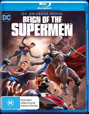 Reign Of The Supermen [2019] [BD25] [Latino]