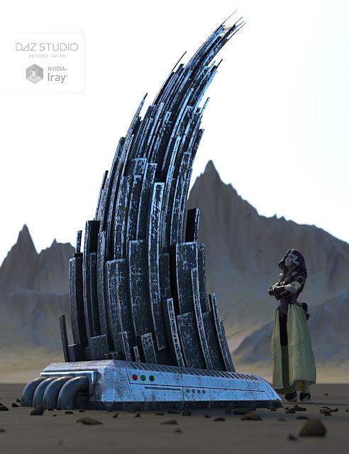 Alien Relics