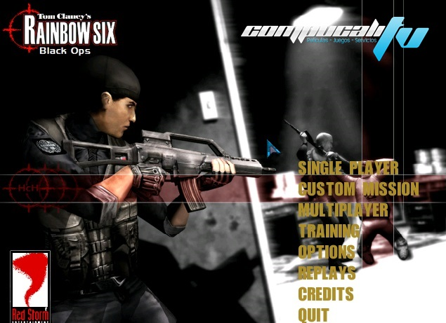 Rainbow Six Black Ops Take Down Edition PC Full