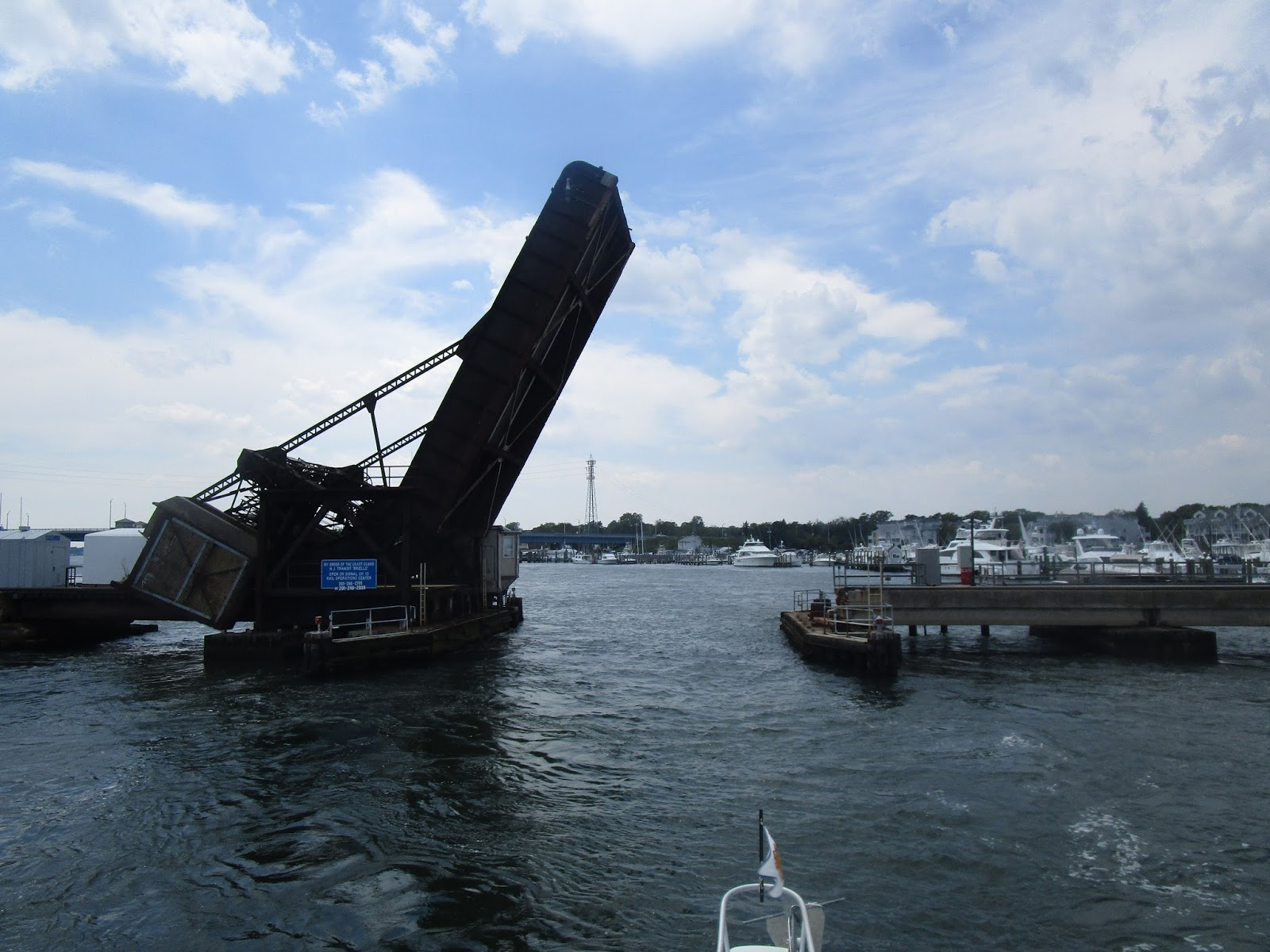 Boating with sea moss july 2016 railroad bridge in manasquan nvjuhfo Image collections