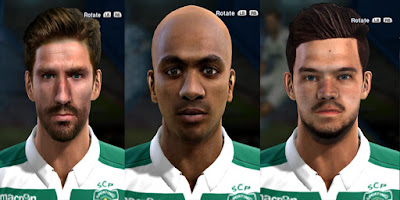 Mini Facepack PES 2013 By MartimLima14