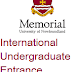 International Undergraduate Entrance Scholarships in Canada, 2018