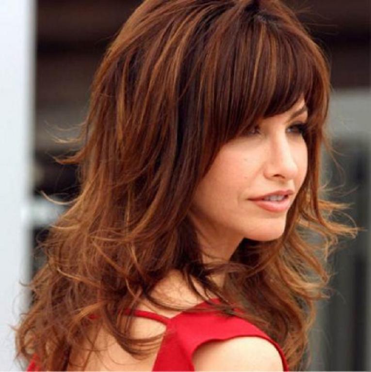 Sensacional peinados mujer pelo largo Galería de cortes de pelo tutoriales - 25 Peinados Pelo Largo En Capas - Peinados cortes de pelo