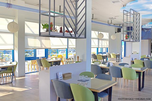 MG 0664 - 橄欖愛洋蔥,海線第1間高爾夫球景觀餐廳,地中海城堡風格好吸睛!