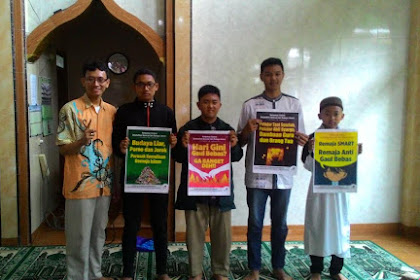 Remaja Kabupaten Bandung Barat: Remaja Smart Itu, Anti Gaul Bebas!
