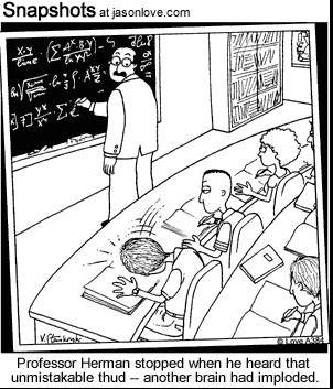 4 Successful Calculation : Math Comic Strips