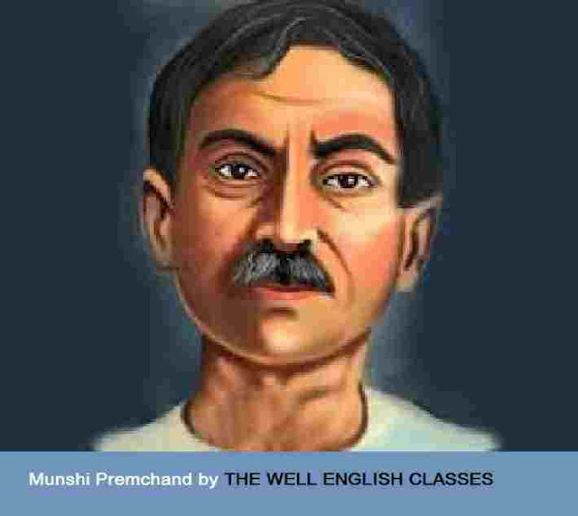 Munshi Premchand essay in english