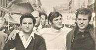 Jacques Sauvageot au centre