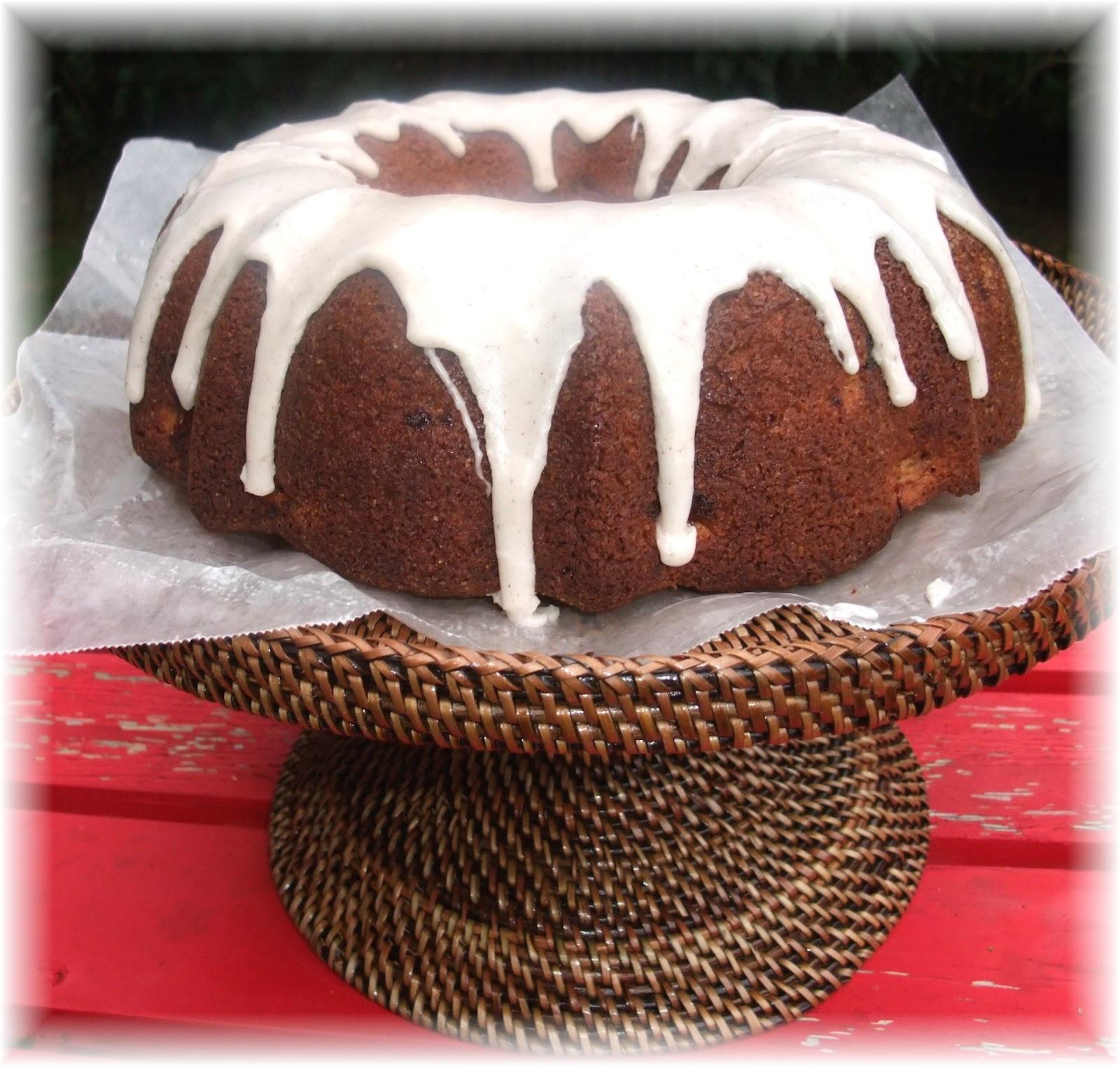 Rosie S Country Baking Fresh Apple Bundt Cake