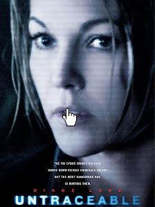 Poster Of Hollywood Film Untraceable (2008) In 300MB Compressed Size PC Movie Free Download At worldfree4u.com
