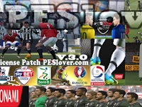 Patch PES 2016 Terbaru dari License Patch 3.0
