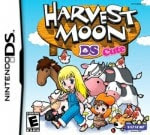 Harvest Moon DS Cute