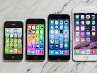 Daftar Harga Iphone Apple Oktober 2016 (Iphone 7,6, 5 All Series)