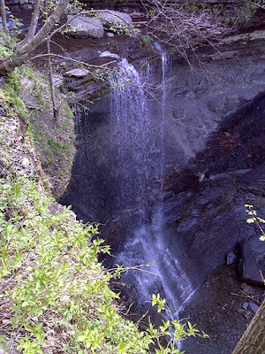 Tinker Falls New York a part of God's creation