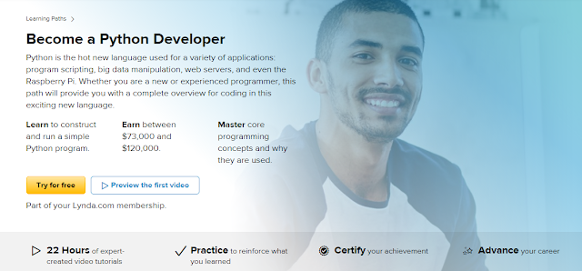 ازاى تكون مبرمج بلغه البايثون ! Become a Python Developer