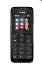 HP NOKIA 105 - BLACK